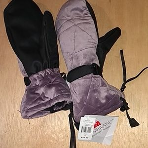 3M Thinsulate ski mittens